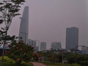 """Tin tức trong ngày - Chìm trong sương mù, Sài Gòn thành """"Đà Lạt thứ hai"""""""