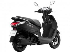 Ô tô - Xe máy - Yamaha Acruzo trình làng, cốp siêu rộng