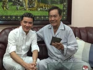 Ca nhạc - MTV - Mr. Đàm trao 100 triệu cho nhạc sỹ Tô Thanh Tùng