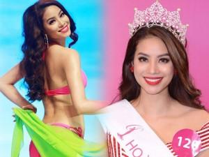 Váy - Đầm - 3 trùng hợp thú vị ở chung kết Hoa hậu Hoàn vũ VN