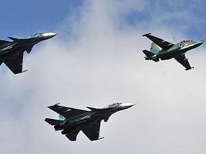 """Tin tức trong ngày - Nga """"qua mặt"""" tình báo nước ngoài, đưa chiến đấu cơ đến Syria thế nào?"""