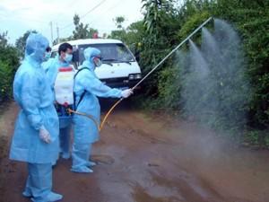 Tin tức trong ngày - HN: Dân không hợp tác phòng sốt xuất huyết sẽ bị phạt