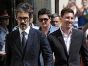 Bóng đá - Messi thoát tội trốn thuế nhưng cha anh sẽ vào tù