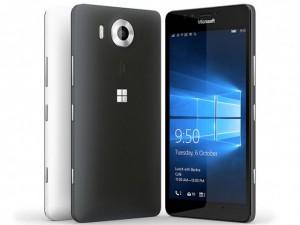 Thời trang Hi-tech - Microsoft Lumia 950 trình làng, giá 12,3 triệu đồng
