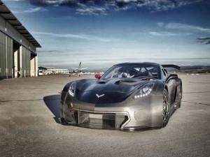 Ô tô - Xe máy - Đã mắt với chất ngầu của Corvette C7 GT3-R độ