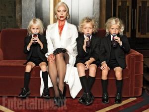 Phim - Lady Gaga hóa ma nữ đầy ám ảnh trong phim kinh dị