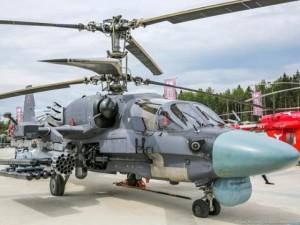 """Tin tức trong ngày - Trực thăng chiến đấu KA-52KS-""""Quái vật bầu trời"""" của Nga"""