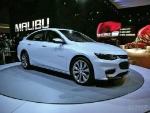 Ô tô - Xe máy - Soi nội thất Malibu Chevrolet sắp trình làng