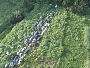 Tin tức trong ngày - Ảnh: Bên trong vùng cấm nhà máy điện hạt nhân Fukushima