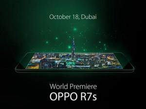 Thời trang Hi-tech - Oppo R7s sẽ được công bố vào tháng này