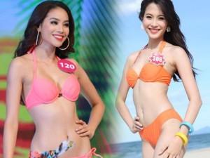 """Làm đẹp - 7 """"nàng hậu"""" ngực nhỏ vẫn quyến rũ của showbiz Việt"""