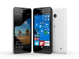 Thời trang Hi-tech - Điện thoại Lumia 550 giá rẻ sẵn sàng lên kệ