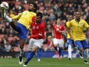 Bóng đá - Chile – Brazil: Ra ngõ gặp núi