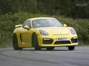 Xe xịn - Porsche Cayman Clubsport GT4 bản đua sắp ra mắt