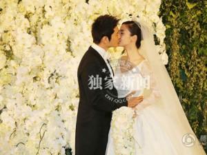 """Phim - Clip toàn cảnh """"đám cưới thế kỷ"""" của Huỳnh Hiểu Minh"""