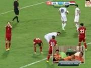 Bóng đá - Việt Nam bị hòa, cầu thủ Thái Lan mừng như vô địch