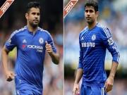 """Bóng đá - Diego Costa sa sút: Do tăng cân hay """"tăng động""""?"""