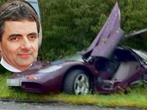 """Phim - Tình yêu xe hơi và đam mê đua xe tốc độ của """"Mr.Bean"""""""