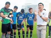 Bóng đá - Đội Thái Lan đã nóng từ khi chưa đến Việt Nam