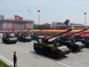 Tin tức trong ngày - Diễu binh ở Triều Tiên – Cơ hội vàng của Trung Quốc