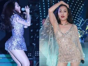 """Ca nhạc - MTV - Những bộ cánh """"trong suốt"""" của Hoàng Thùy Linh"""