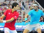 Thể thao - China Open ngày 7: Nadal và cơ hội phục hận Djokovic