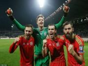 Bóng đá - Dự Euro sau 58 năm, xứ Wales của Bale tưng bừng mở hội