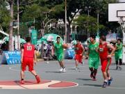 """Thể thao - Festival bóng rổ  """"khuấy đảo"""" học đường TP.HCM"""