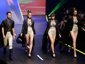 Thời trang - Chung kết Người mẫu Việt Nam: Đẹp nhưng chưa đã