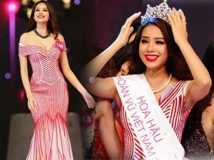 Thời trang - Váy hot nhất tuần: Đầm pha lê rực rỡ của Phạm Hương