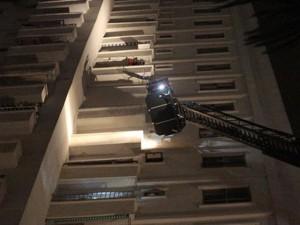 Tin tức trong ngày - Clip: Cách sống sót khi hỏa hoạn ở chung cư cao tầng