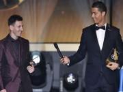 Bóng đá - Chỉ Messi mới giúp Ronaldo vượt qua bản thân