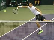 Thể thao - Cặp Hoàng Nam - Nagal thất thủ ở vòng đầu VN Open 2015
