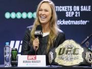 Thể thao - Lộ diện bạn trai Ronda Rousey: Từng bị tố đánh đập vợ cũ