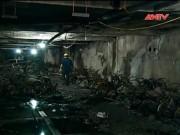 Video An ninh - Vụ cháy ở chung cư Xa La có thể do chập điện