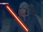 """Bóng đá - Mourinho bị lộ khi """"do thám"""" ở Kiev"""