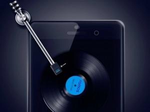 """Thời trang Hi-tech - Lộ smartphone có thỏi pin """"khủng"""" nhất thế giới"""
