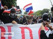 Bóng đá - Ultra Thái Lan huyên náo sân Mỹ Đình