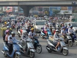Tin tức trong ngày - Đề xuất bỏ hẳn phí đường bộ với xe máy