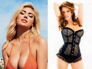 Chăm sóc vòng 1, vòng 2 - Tiết lộ kích cỡ ngực thực sự của các mỹ nhân nổi tiếng