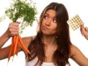 """Sức khỏe đời sống - Dược phẩm và thực phẩm có thể """"đá"""" nhau"""