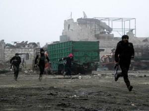 Tin tức trong ngày - IS gần như trắng tay vì bị Nga không kích