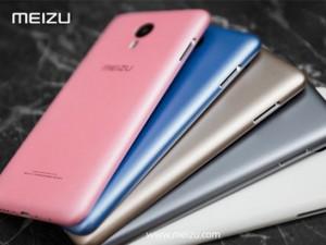 Thời trang Hi-tech - Meizu lộ điện thoại chip 8 nhân, vỏ kim loại đặc biệt