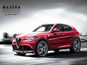 Ô tô - Xe máy - Một số thông tin về SUV Alfa Romeo đầu tiên