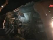 """Video An ninh - Lạng Sơn: Tai nạn """"kép"""", 3 người thiệt mạng"""