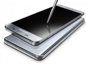 Thời trang Hi-tech - Ngắm Galaxy Note 5 màu bạc Titanium đầy nam tính