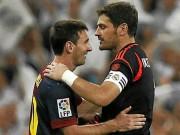 Bóng đá - Casillas coi Messi là đối thủ đáng sợ nhất sự nghiệp