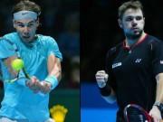Thể thao - Chi tiết Nadal - Wawrinka: Thế trận một chiều (KT)