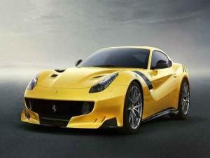 Xe xịn - Ferrari F12tdf trình làng: Cực ngầu, đậm phong cách