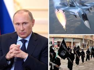 Tin tức trong ngày - Đánh IS, Nga gây choáng ngợp về sức mạnh quân sự